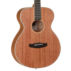Tanglewood Union Super Folk Acoustic Guitar - Solid Mahogany Top