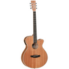 Tanglewood Union Super Folk Electro-Acoustic Guitar - Solid Mahogany Top