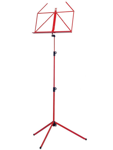K+M Music Stand - Red