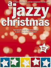 A Jazzy Christmas - Piano