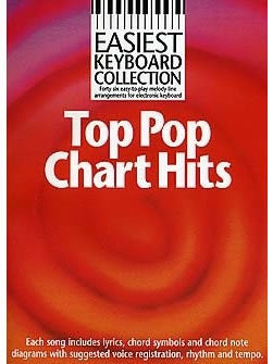 Easiest Keyboard Collection: Top Pop Chart Hits