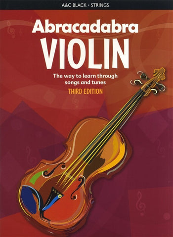 Abracadabra Violin Book 1 - Pupils Book