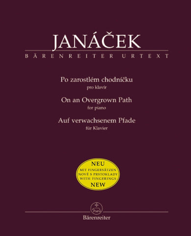 L. Janacek: On an Overgrown Path for Piano
