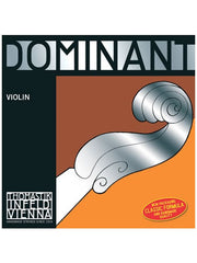 Dominant Violin Strings - Medium - 4/4 - Set
