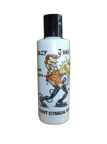 Crazy John's Cymbal Cleaner + Polish