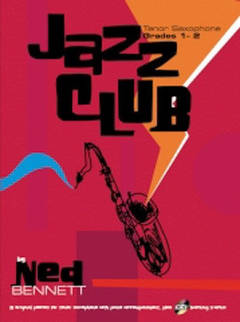 Jazz Club - Grades 1-2 - Tenor Saxophone