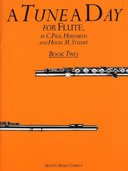 A Tune A Day For Flute Book Two