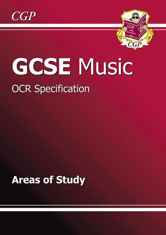 GCSE Music OCR Areas of Study Revision Guide