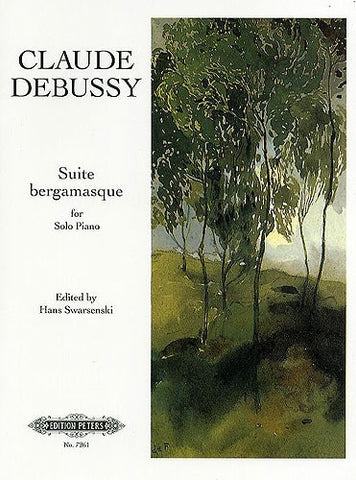 C. Debussy: Suite Bergamasque - Piano