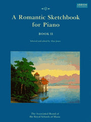 A Romantic Sketchbook for Piano - Book 2