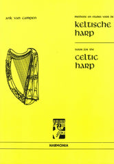 Ank van Campen: Tutor for the Celtic Harp Volume 1