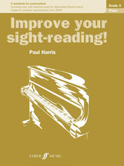 Improve Your Sight-Reading! Piano Grade 3