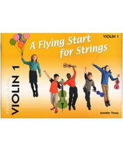 A Flying Start for Strings - Book 1 - Violin