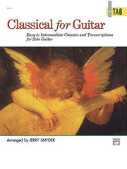 Classical for Guitar - In TAB