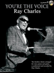 You're The Voice - Ray Charles - PVG