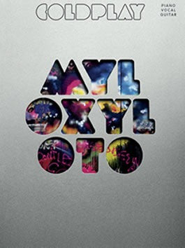 Coldplay: Mylo Xyloto - Piano, Vocal + Guitar