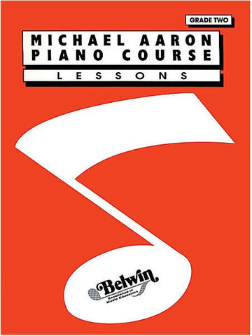 Michael Aaron Piano Course: Lessons - Grade 2