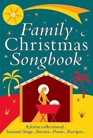 Family Christmas Songbook - Voice + Piano