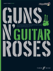 Authentic Playalong: Guns N' Roses - Guitar (with CD)