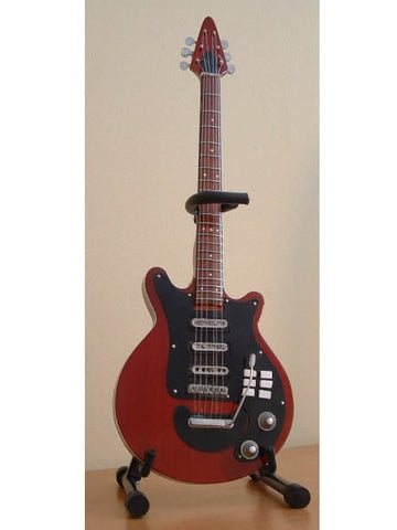 Mini Guitar Model - Queen Brian May Red Special
