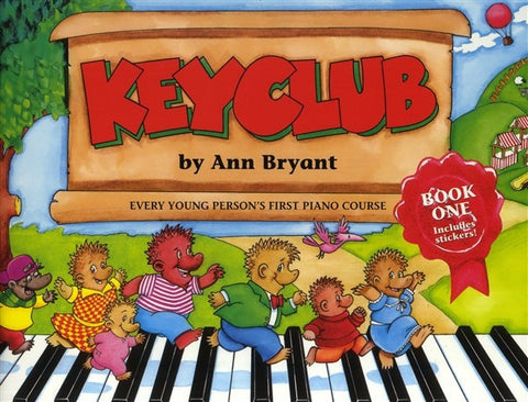 A. Bryant: Keyclub - Pupil's Book 1 - Piano