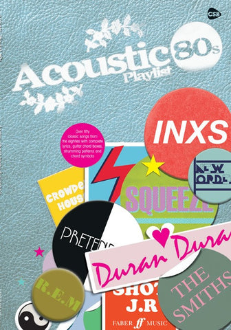 Acoustic Playlist: 80's - Chord Songbook