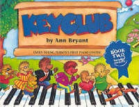 A. Bryant: Keyclub - Pupil's Book 2 - Piano