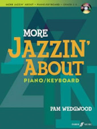 P. Wedgwood: More Jazzin' About - Piano/Keyboard