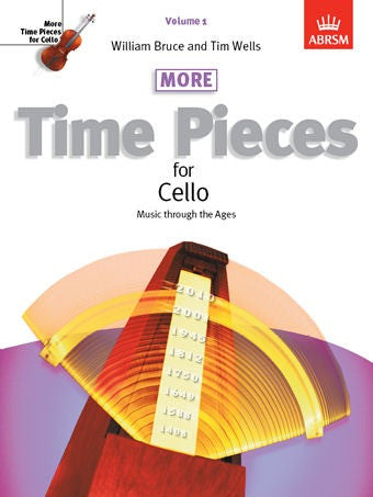 More Time Pieces for Cello - Volume 1