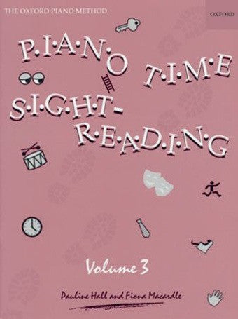 Pauline Hall/Fiona Macardle: Piano Time Sight-Reading Book 3