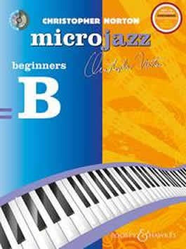 Microjazz for Beginners Level 2 - Piano/Keyboard (with CD)