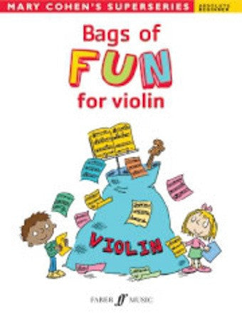Bags Of Fun - Violin