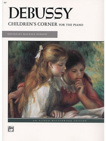 C. Debussy: Children's Corner - Piano