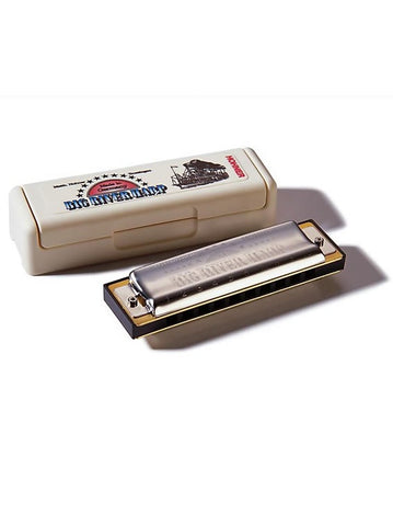 Hohner Big River Harp MS Harmonica - A