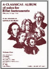 A Classical Album of Solos for Bb Instruments TC - Volume 1