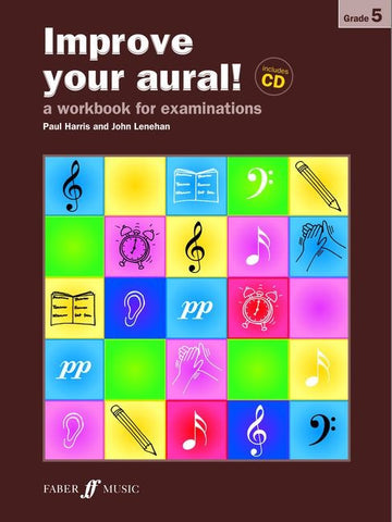 Improve Your Aural! - Grade 5 (with CD)