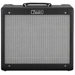 Fender Blues Junior Black Combo Amp - 15 Watts (12'' Speaker)