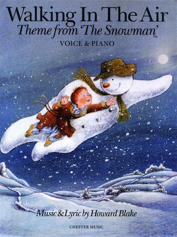 Howard Blake: Walking in the Air (The Snowman) - Voice + Piano