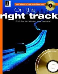 Mike Cornick: On the Right Track Level 1 (Piano + CD)