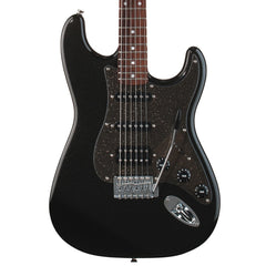 Squier Affinity Stratocaster HSS - Rosewood Fingerboard - Montego Black Metallic