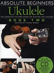 Absolute Beginners Ukulele Book 2 (with CD)