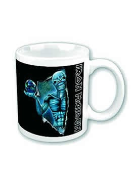 Iron Maiden Boxed Mug: Different World