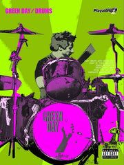 Authentic Playalong: Green Day - Drums (with CD)
