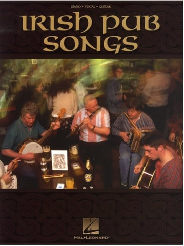 Irish Pub Songs - Piano, Vocal + Guitar