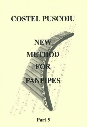 Costel Puscoiu: New Method For Panpipes - Part 5