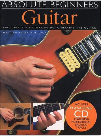 Absolute Beginners Guitar - Book One (with CD)