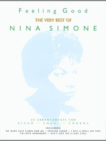 Feeling Good: The Very Best of Nina Simone - Piano, Vocal + Guitar