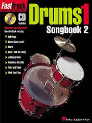Fast Track: Drums One - Songbook  Two