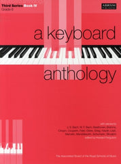 A Keyboard Anthology - Third Series Book 4 - Grade 6 (Piano)