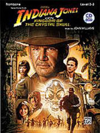 Indiana Jones selections - Trombone